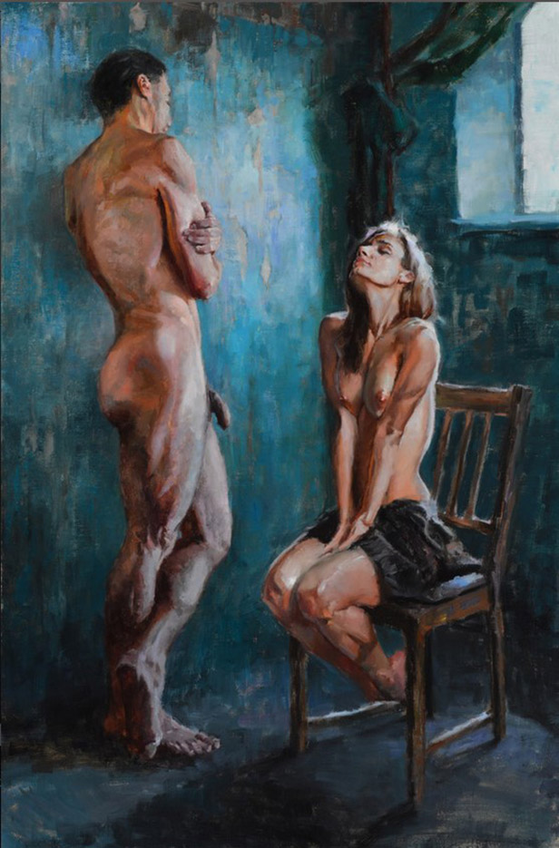 "Эрик Уоллис (Eric Wallis) ""The Conversation"""