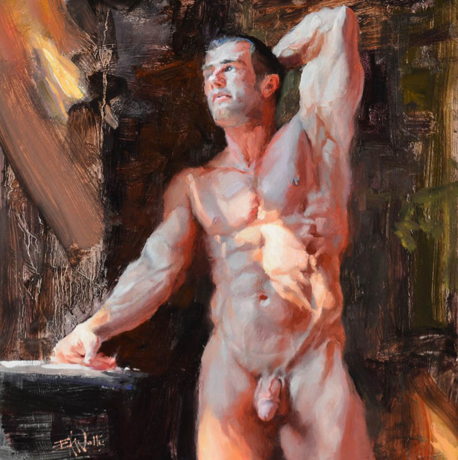 "Эрик Уоллис (Eric Wallis) ""Hot Streak"""