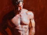 "Эрик Уоллис (Eric Wallis) ""Nude Man"""