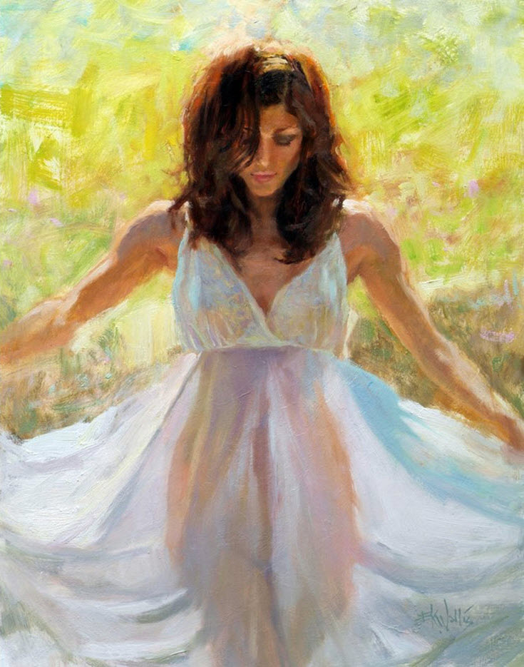 "Эрик Уоллис (Eric Wallis) ""Summer Steps"""