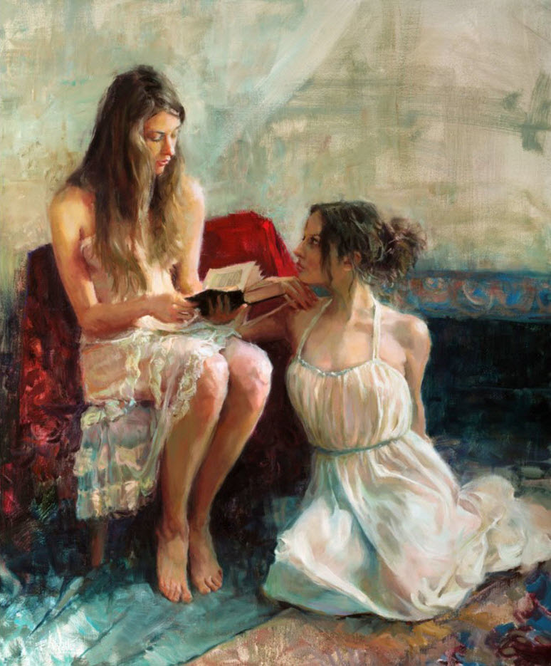 "Эрик Уоллис (Eric Wallis) ""A Good Read"""