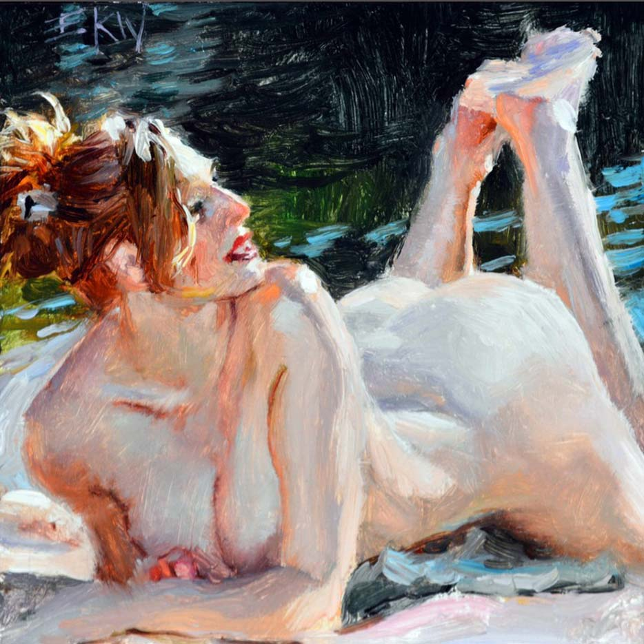 "Эрик Уоллис (Eric Wallis) ""Lakeside"""