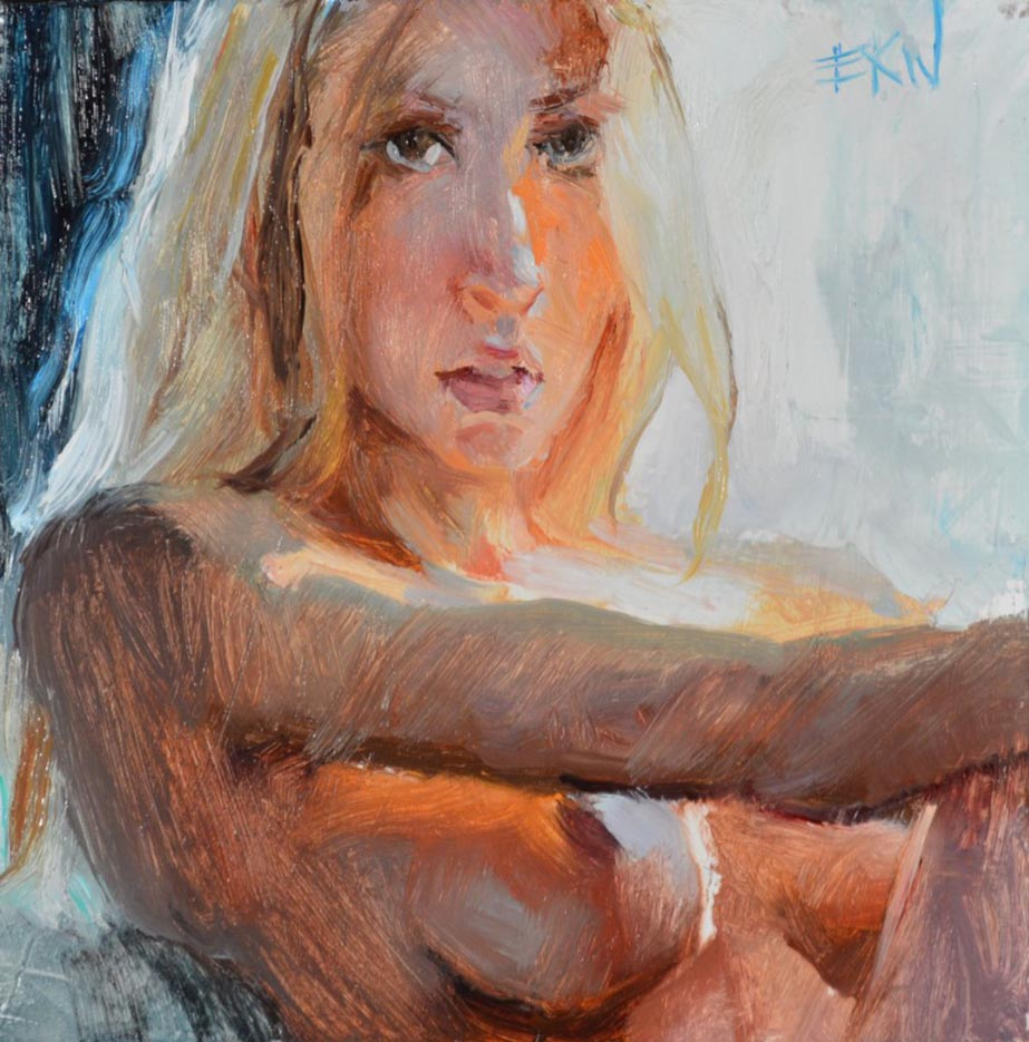 "Эрик Уоллис (Eric Wallis) ""Blonde"""