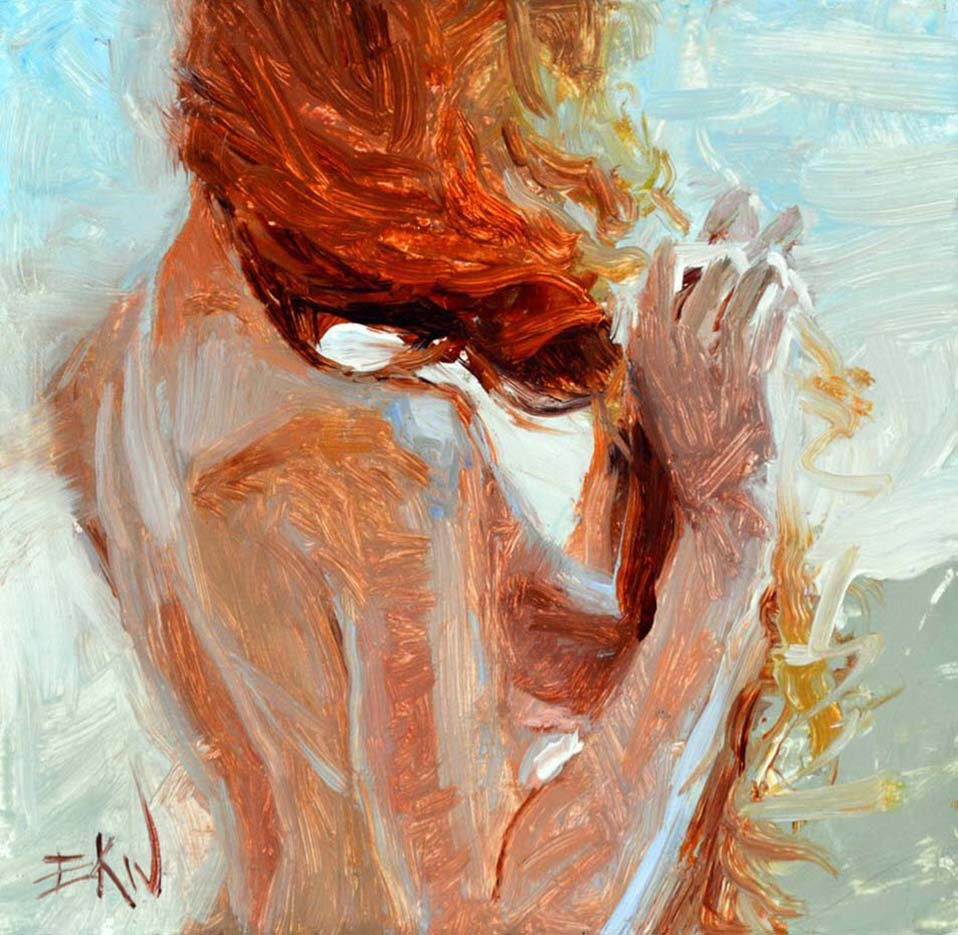 "Эрик Уоллис (Eric Wallis) ""Ginger Braids"""