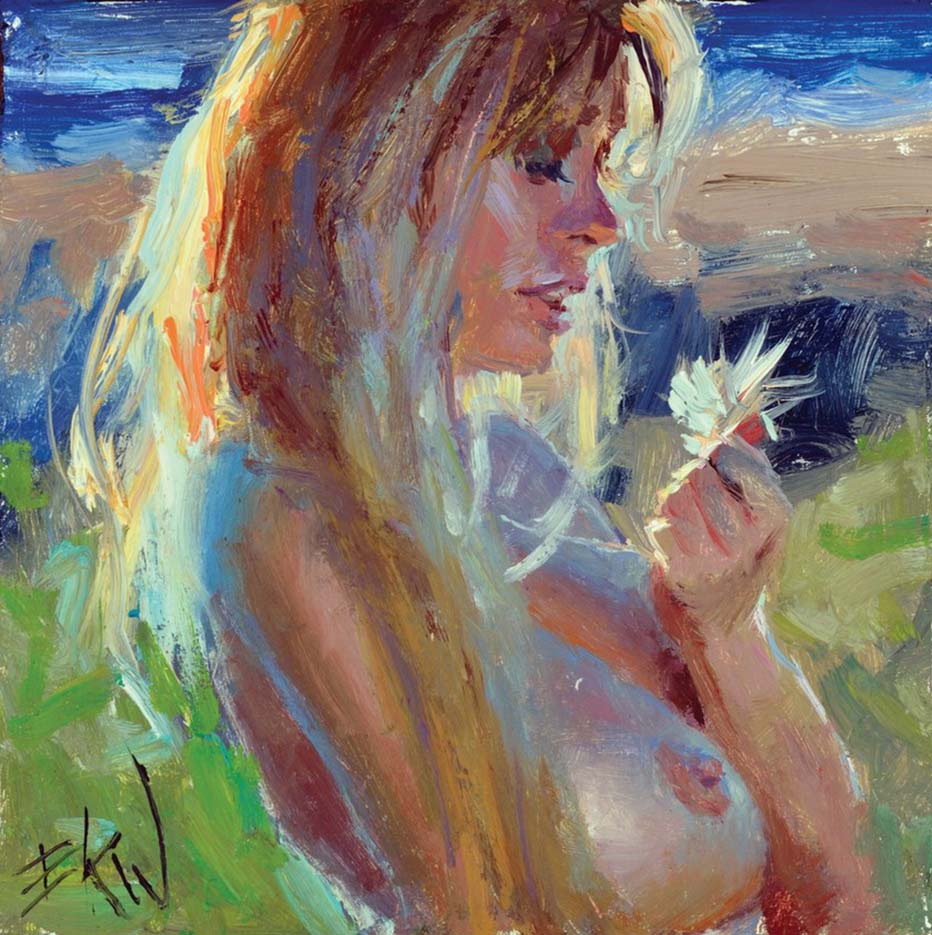 "Эрик Уоллис (Eric Wallis) ""Beach Blossom"""