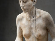 "Бруно Уолпот (Bruno Walpoth) ""Sitting woman"""