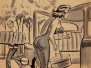 """Билл Уорд (Bill Ward) """"Someone Took Out The Back Seat Of Your Car!"""""""