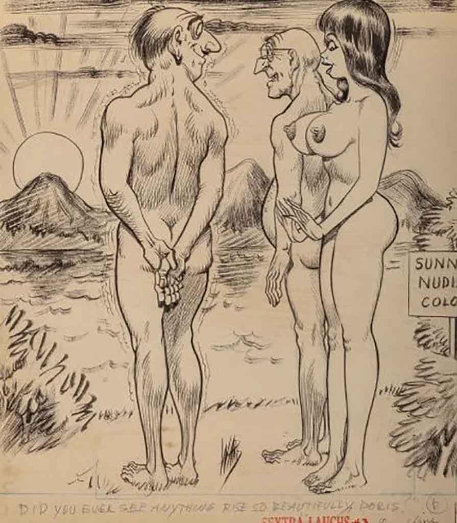 "Билл Уорд (Bill Ward) ""Did You Ever See Anything Rise So Beautifully Doris?"""
