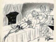 "Билл Уорд (Bill Ward) ""Comic Art. Excellent Vintage ''Good Girl'' Art"""