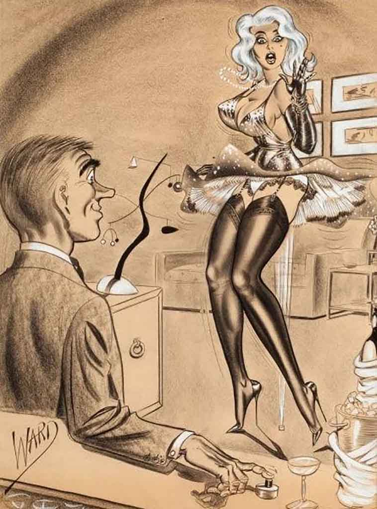"""Билл Уорд (Bill Ward) """"Now I Remember Where I First Saw You"""""""