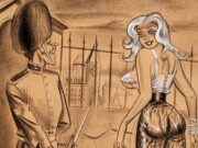 """Билл Уорд (Bill Ward) """"A Distraction for the Guard"""""""