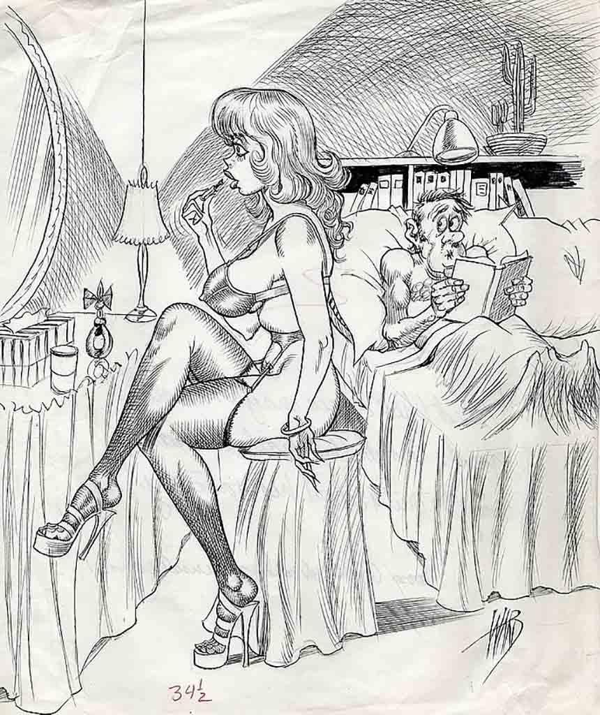 "Билл Уорд (Bill Ward) ""Sex to Sexty' Series"""