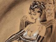 "Билл Уорд (Bill Ward) ""It's Like Throwing a Blanket Over Venus"""