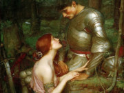 "Джон Уильям Уотерхаус (John William Waterhouse), ""Ламия"""