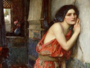 "Джон Уильям Уотерхаус (John William Waterhouse), ""Фисба"""