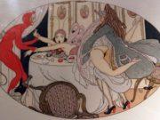 """Герда Вегенер (Gerda Wegener), """"Les Delassements d'Eros - 04"""""""