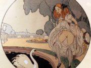 """Герда Вегенер (Gerda Wegener), """"Les Delassements d'Eros - 08"""""""