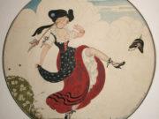 """Герда Вегенер (Gerda Wegener), """"Untitled - 32"""""""