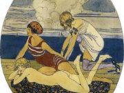 """Герда Вегенер (Gerda Wegener), """"Untitled - 37"""""""