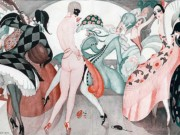 """Герда Вегенер (Gerda Wegener), """"Untitled - 38"""""""
