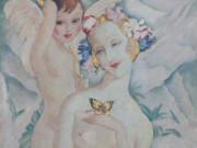 """Герда Вегенер (Gerda Wegener), """"Untitled - 39"""""""