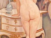 """Герда Вегенер (Gerda Wegener), """"Untitled - 40"""""""