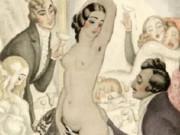 """Герда Вегенер (Gerda Wegener), """"Untitled - 43"""""""
