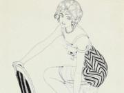 """Герда Вегенер (Gerda Wegener), """"Untitled - 44"""""""