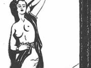 """Герда Вегенер (Gerda Wegener), """"Untitled - 46"""""""