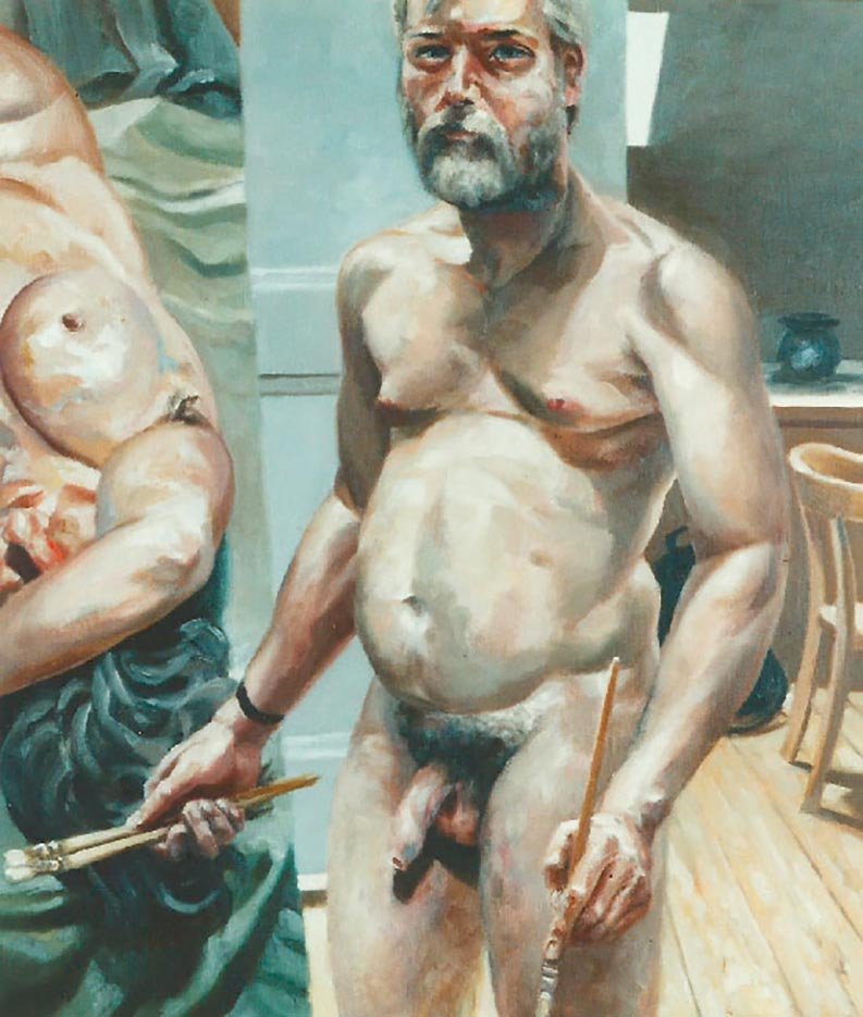 "Георг С. Вирнхартер (Georg C. Wirnharter) ""Selbst in Freuds Rolle"""
