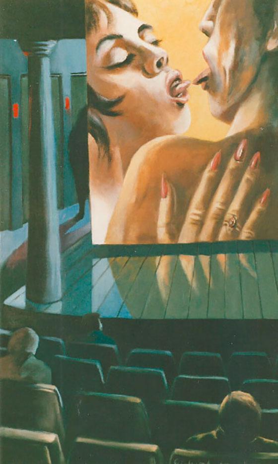 "Георг С. Вирнхартер (Georg C. Wirnharter) ""Cinema"""