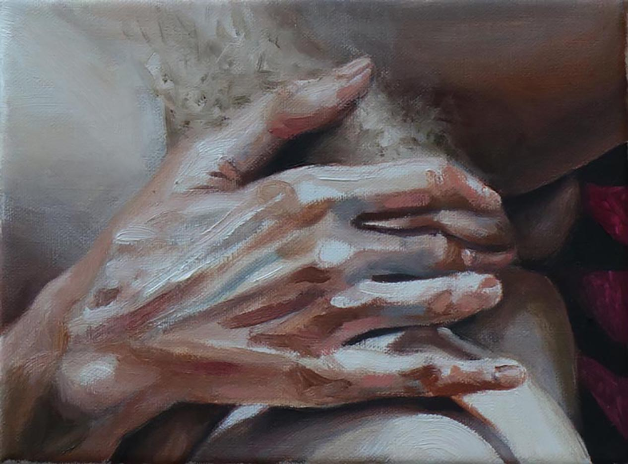 "Георг С. Вирнхартер (Georg C. Wirnharter) ""Coras Hand"""
