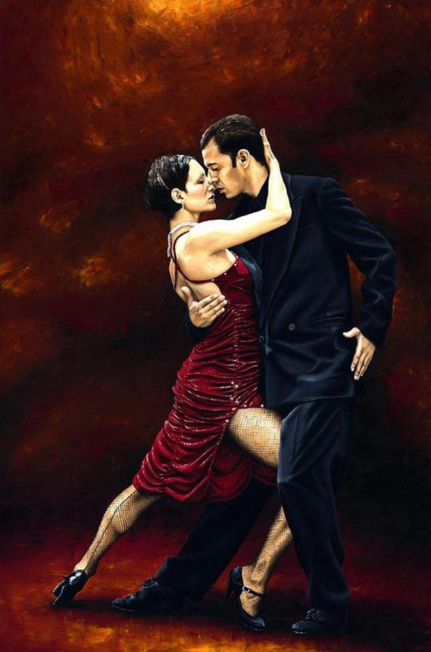 "Ричард Янг (Richard Young), ""That Tango Moment"""