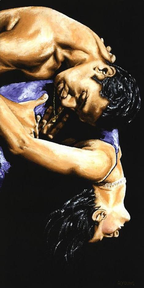 """Ричард Янг (Richard Young), """"Emotional Tango"""""""