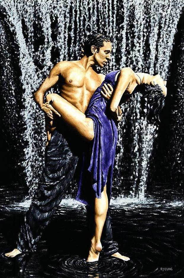 """Ричард Янг (Richard Young), """"Tango Cascade"""""""