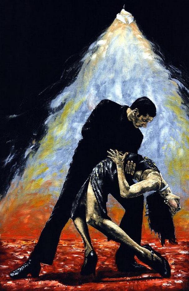 "Ричард Янг (Richard Young), ""The Intoxication Of Tango"""