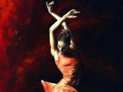 "Ричард Янг (Richard Young), ""The Passion Of Dance"""