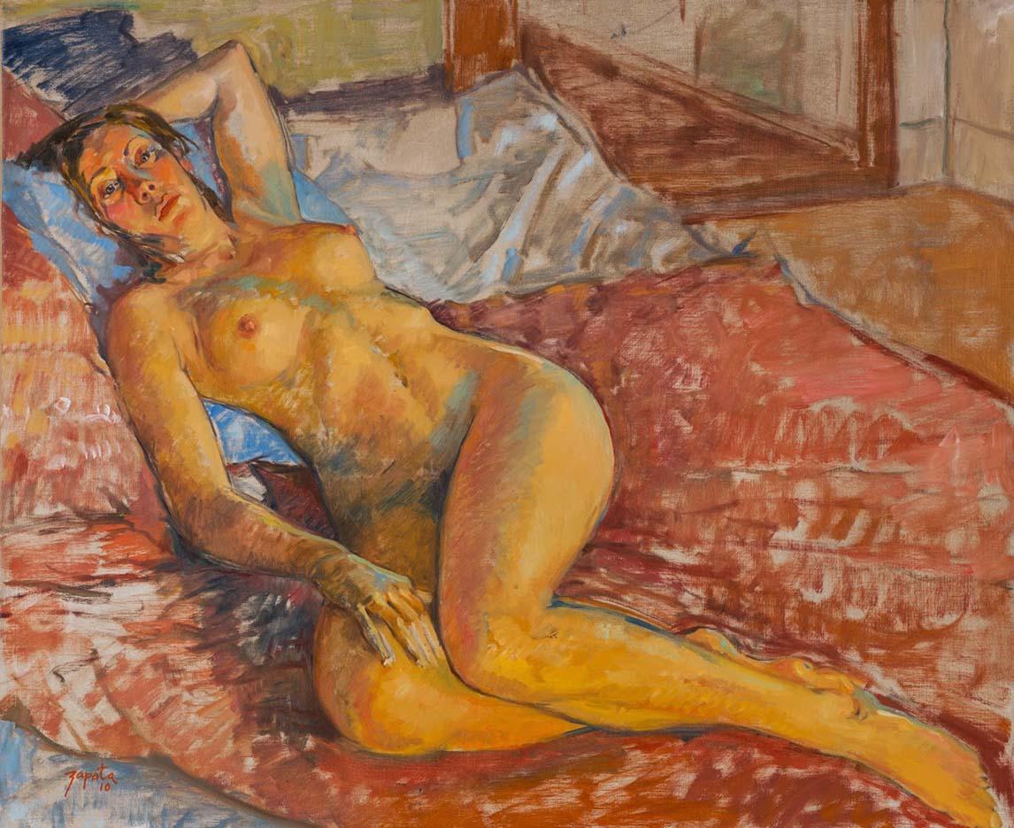 Картинах соцреализма в эротика