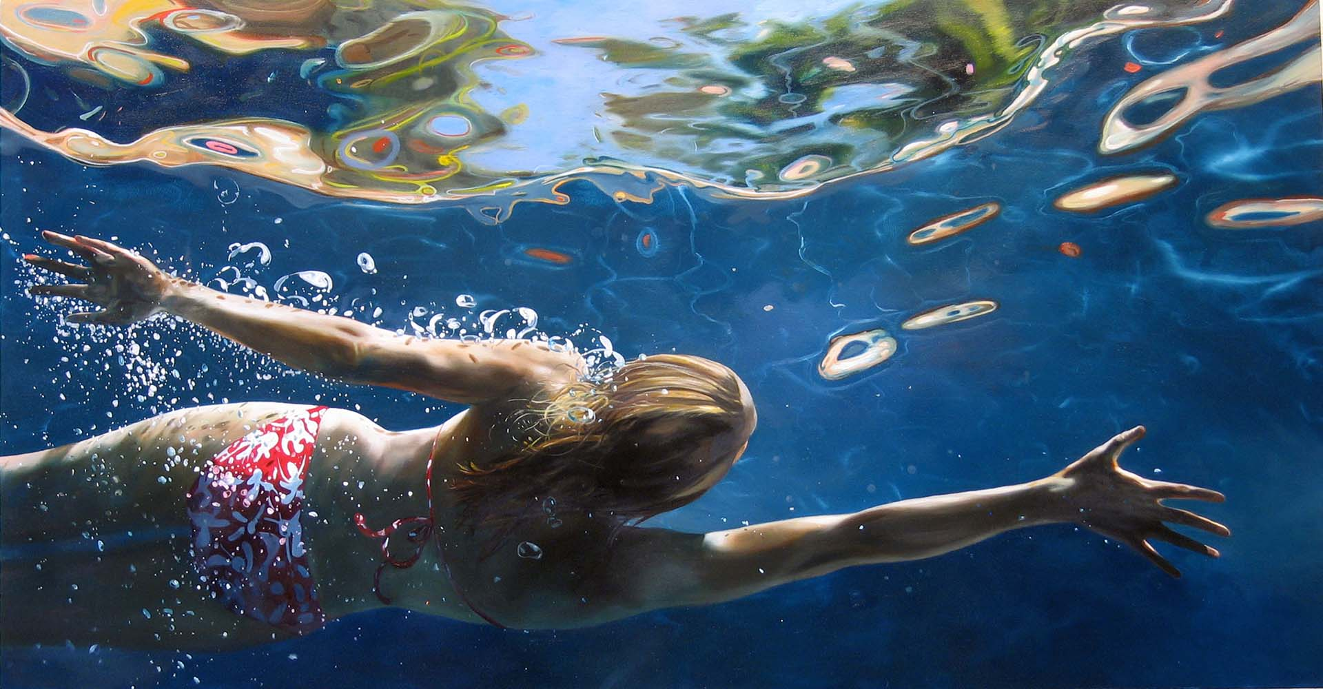 Эрик Зенер (Eric Zener), Gliding (Water)