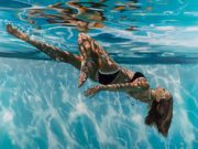 Эрик Зенер (Eric Zener), Tumbling Through The Light (Water)