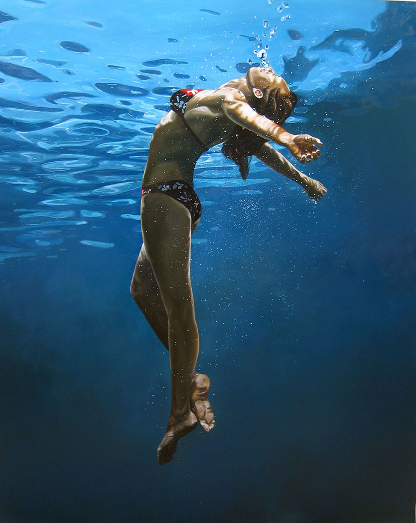 Эрик Зенер (Eric Zener), The Arrival (Water)