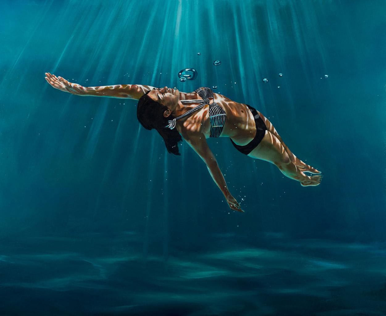 Эрик Зенер (Eric Zener), Cascading (Water)