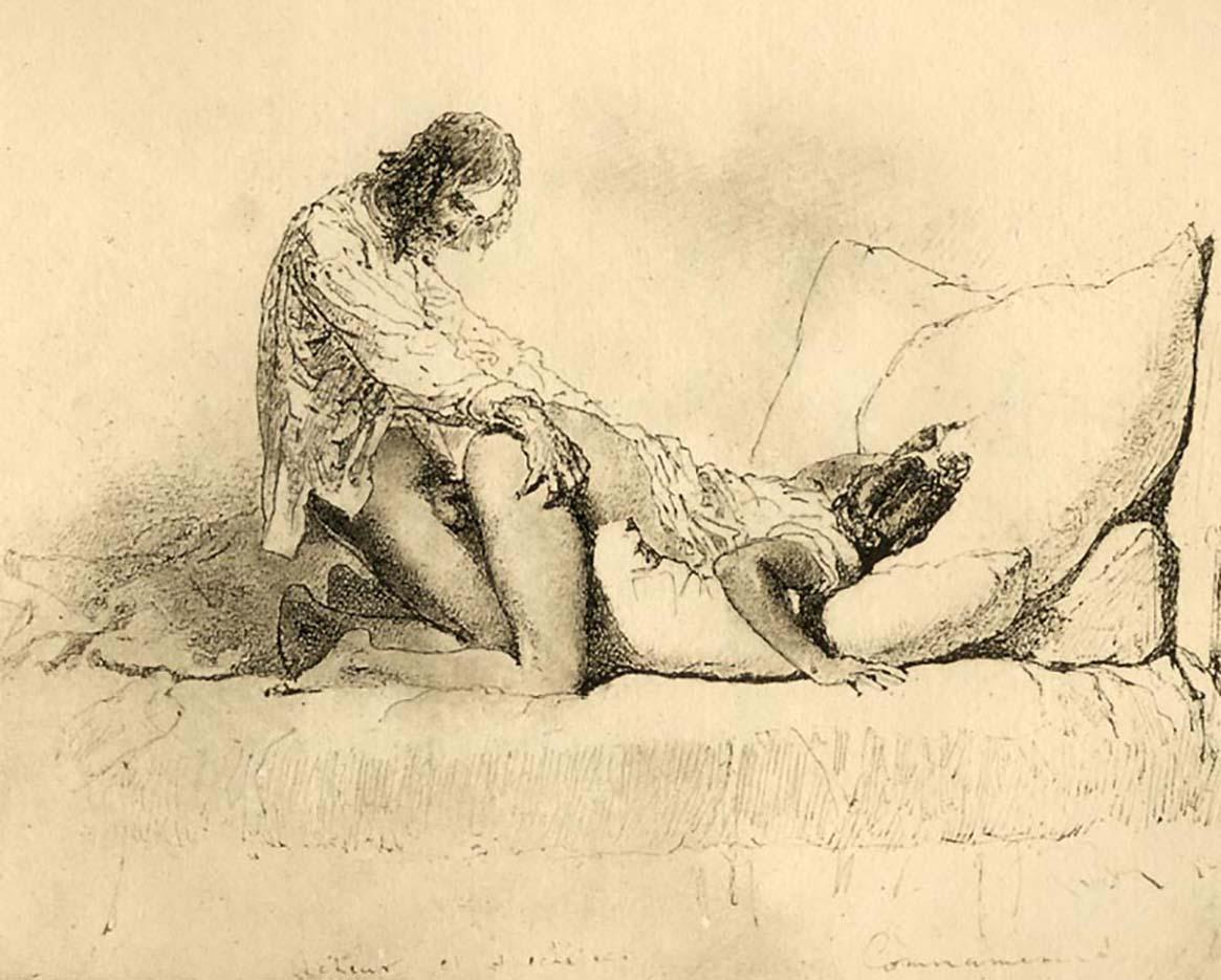 встал эротические рисунки орловского меня раздражает процесс