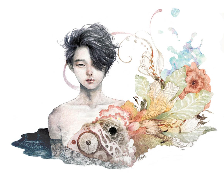 Zipcy, Ян Сэ Ын (Yang Se Eun), Blurry Eyes