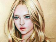 Zipcy, Ян Сэ Ын (Yang Se Eun), Colorpencil Portrait
