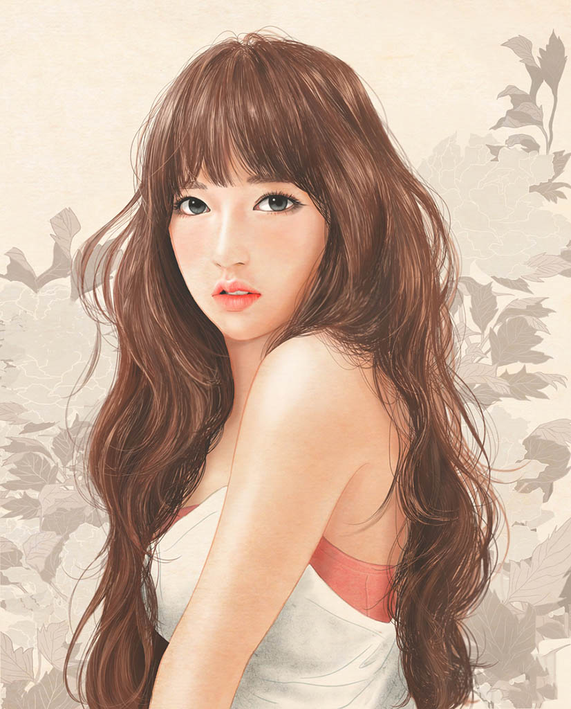 Zipcy, Ян Сэ Ын (Yang Se Eun), Pretty Girl