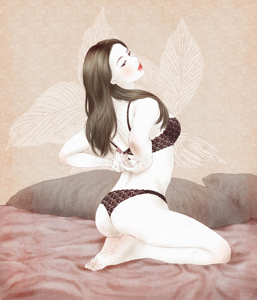 Zipcy, Ян Сэ Ын (Yang Se Eun), The Women's Bed