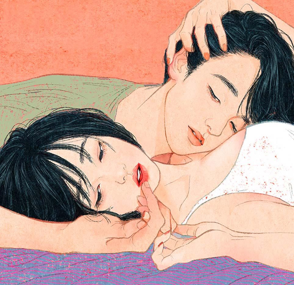 Zipcy, Ян Сэ Ын (Yang Se Eun), Flesh On Flesh
