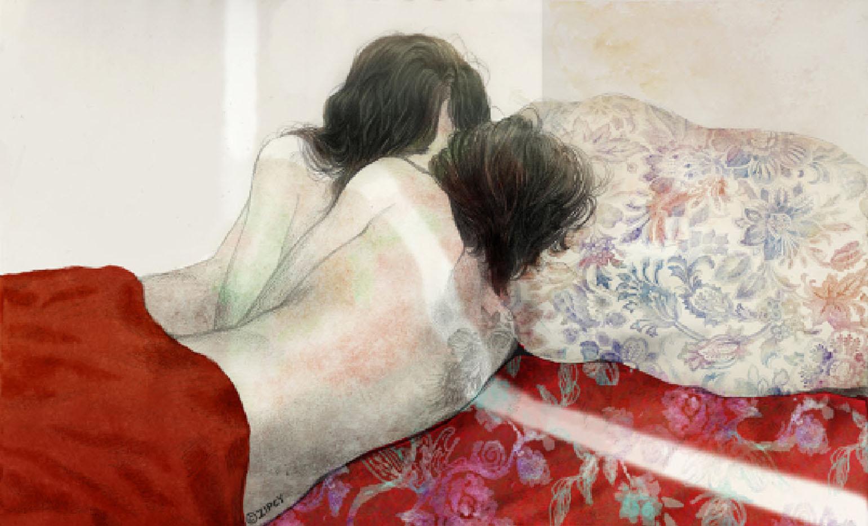 Zipcy, Ян Сэ Ын (Yang Se Eun), Erotic Picture — 31