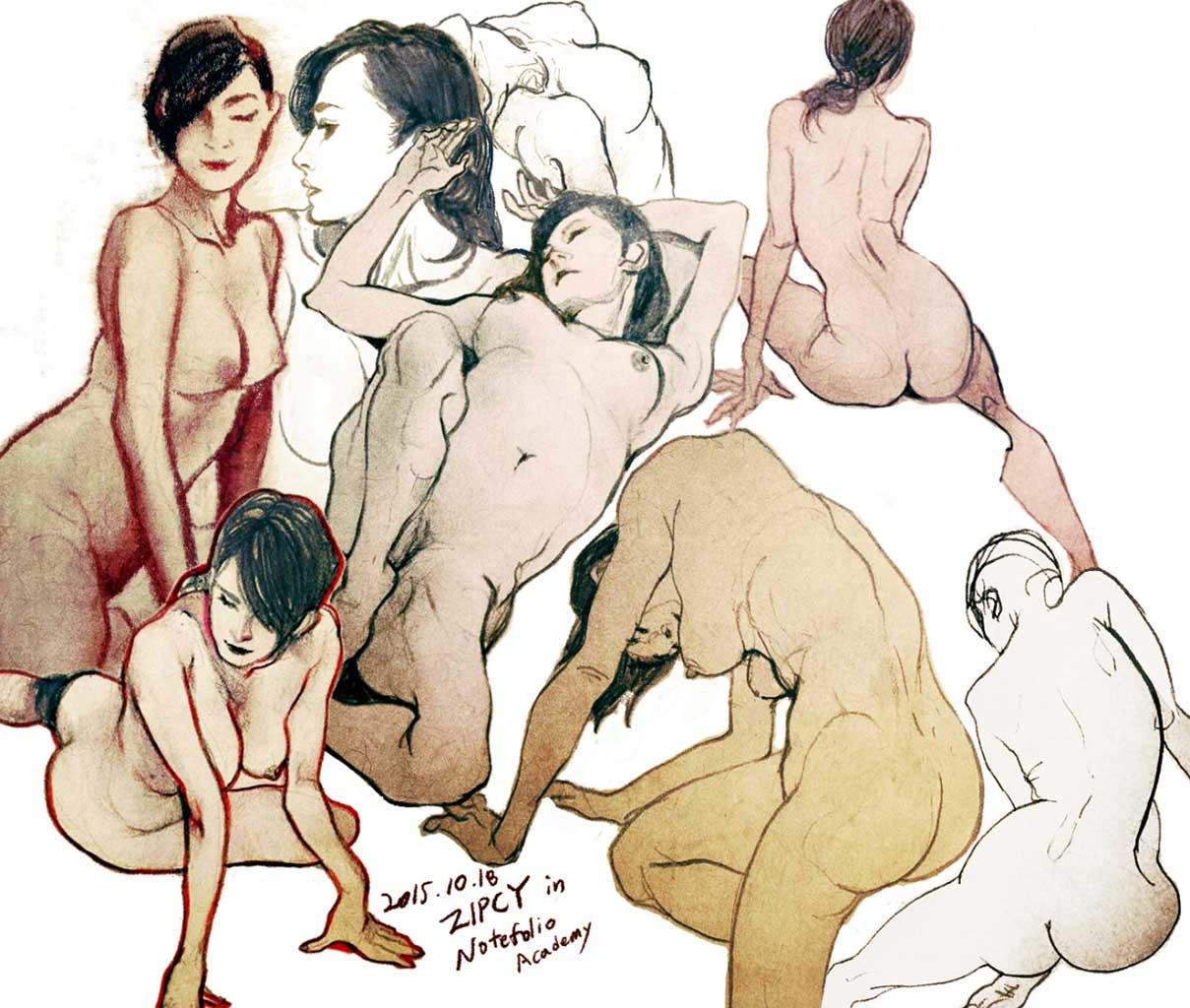 Zipcy, Ян Сэ Ын (Yang Se Eun), Erotic Picture — 34